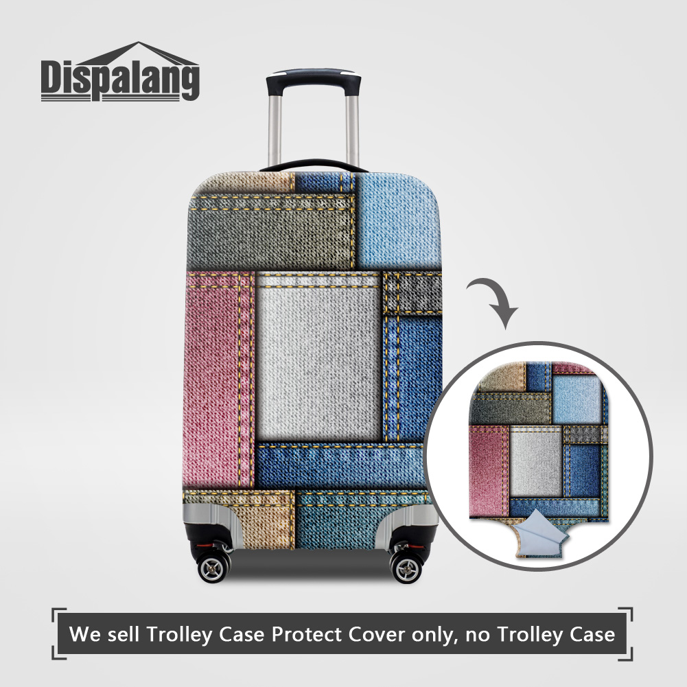 Dispalang Case For A Suitcase Thick Elastic