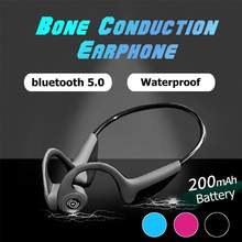 New Fashion TWS Sports Wireless Headset For bluetooth 5.0 Headphone Memory Metal 8-day Stand-by Time Volume Control(China)