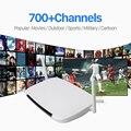 Árabe Europeia França Itália DE Set Top Box Q9 Android IPTV caixa com Livre 700 Canais de TV Ao Vivo IPTV Online Sky Sports Cinema