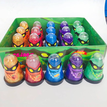 New Monster Ninja Slime Crystal glitter Lizun Mud popular Anti stress toy Colorful Magic Soft Fluffy Modelin Clay Kid Toy