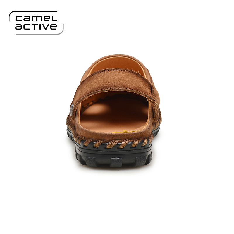 Camel Active New Summer Shoes Fashion Summer Sandals Style Leather Male  Sandals Men Shoes Casual Shoes For Man 3016-in Men's Sandals from Shoes on  ...