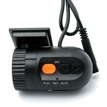 Hot Mini Car DVr Car Camera Detector HD 720P 30FPS With 140 Degree Wide Angle Lens Car Camera DVR