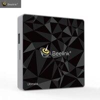 Beelink GT1 Ultimate Smart TV Box Amlogic S912 CPU 3G+32G Android 7.1 Bluetooth 4.0 2.4G/5.8G WiFi TV Set Top Box Media Player