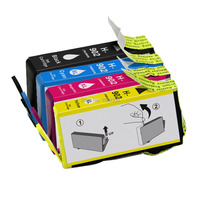 4 Pack Compatible For For HP 902 902XL Ink Cartridges Use With HP OfficeJe 6968 6978