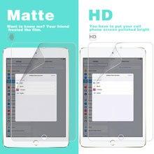 Glossy Clear HD Film For APPLE Iphone Ipad Mini 3 4 A1538 A1