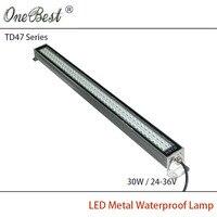 30W TD47 24V 36V 48V 110V 220V Led Metal Panel Light CNC Machine Tool Waterproof Explosion