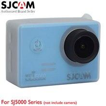 Оригинальный SJCAM SJ5000 серии Интимные аксессуары мягкий силиконовый чехол Обложка для SJ5000 Wi-Fi/SJ5000 +/SJ5000X Действие видеокамеры