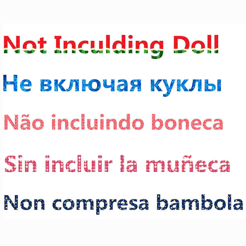 5 шт./лот, повседневная одежда, Одежда для куклы, платье, аксессуары, одежда ручной работы, платье, костюм, детская игрушка для девочек, подарок для куклы Барби, платье