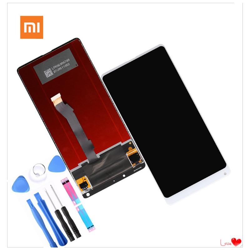 100% D'origine mix2 Soutien millet Mi MIX2 LCD affichage digitizer assemblée Pour 5.99
