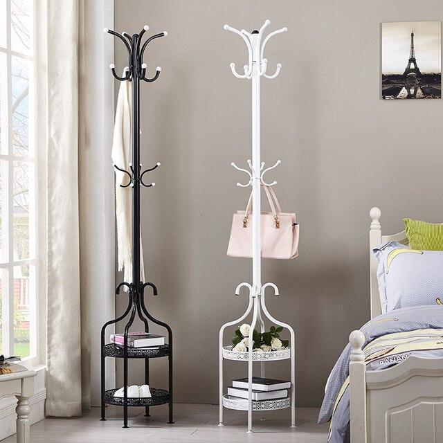 Porte-manteau en métal cintre sol chambre cintre porte-vêtements simple  moderne intérieur cintre