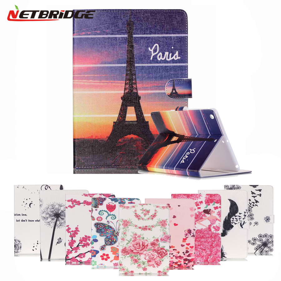 T350 T355 Case For Samsung Galaxy Tab A 8.0 SM-T350 SM-T355 SM-P350 P355 Pu Leather Stand Holder With Wallet Pocket Shell