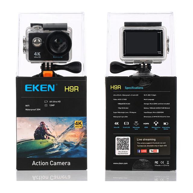 Ultra HD 4K Underwater Cameras