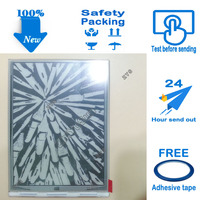 Free Adhesive 6 Inch ED060SCF LCD Display For Amazon Kindle 4 Ebook Reader Glass Panel Replacement
