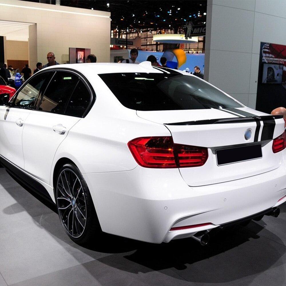Capot Toit Tronc Capot Côté Jupe Bande Kit de Décalque de Vinyle Autocollants De Voiture Couverture pour BMW F30 E90 E92 E93 Voiture styling Accessoires - 3