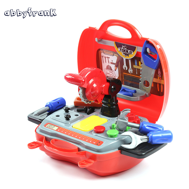 Abbyfrank Play House Pretend Play Repair Simulation Tool Toys Kitchen Toys Kitchen Cash Register Box Maintenance simulation Tool