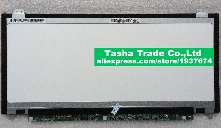 14.4 1972x768 Slim Laptop LCD Screen for Toshiba Satellite U840W U845W U800W N144NGE-E41 lcd screen for n144nge e41 14 4 u840w u845w u800w well tested working