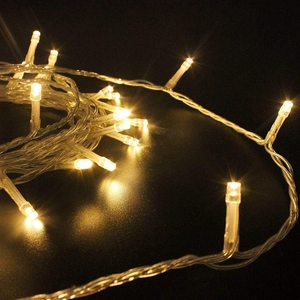 Image 5 - Lumières de vacances 10M 20M 30M 50M 100M Led chaîne fée lumière 8 Modes lumières de noël pour guirlandes de fête de mariage lumières décoratives