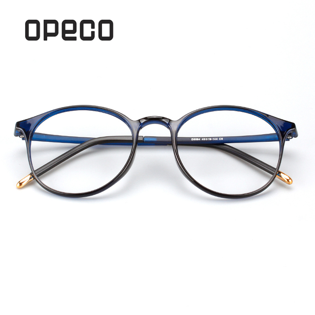 72f4bf6569ff Opeco men s big eyewear including prescription Lenses RX eyeglasses TR90  frame RX recipe male spectacles D9094