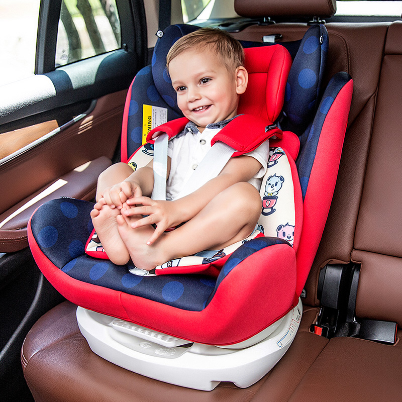 REEBABY car child safety seat ISOFIX hard interface 0-12 years old baby baby can sit hot sale colorful girl seat covers for cars auto car safety child safety belt portable infant kiddy car seat for traveling