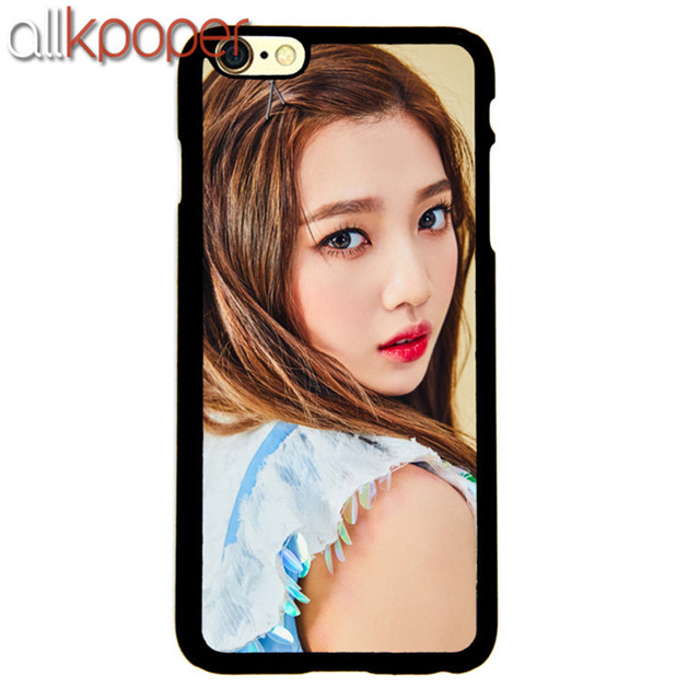half off 37c65 32c88 US $2.99 |ALLKPOPER KPOP Red Velvet ROOKIE Cellphone Case lrene Phone Cover  SeulGi Wendy Joy For Iphone 6 6s 6plus 7 7plus 8 X-in Half-wrapped Case ...