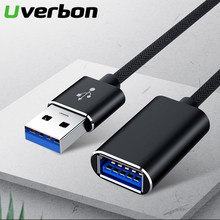 1M USB Extension Cable Super Speed USB 2.0 Data Sync USB 2.0 Extender Cable Cord USB2.0 Extender Wire for PC Computer Printer(China)