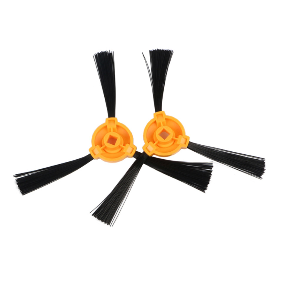 4pcs/lot (2 Pairs) Side Brush For CONGA EXCELLENCE Robotic For Iboto Aqua V710 For Eufy RoboVac 11 11C Vacuum Cleaner Parts