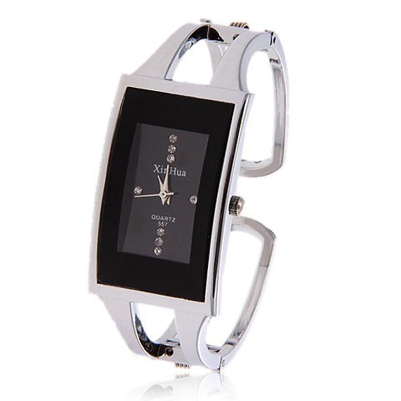 Luxury Crystal 2018 Women Watch Women's Bracelet Watches Ladies Dress Watches Clock Male Wristwatches femme relogio feminino
