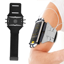 цена на Armband For Size 3.5'' To 6'' Sports Cell Phone Holder Running Phone Armband Moblie Phones Hand Bag Sports Sling