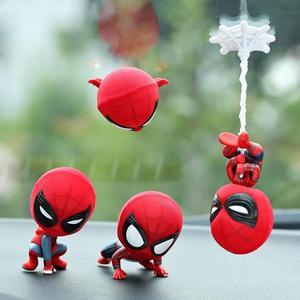 New Car Cartoon Spiderman Mode
