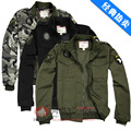 Brand Men's Winter Military Style Coat 101 Airborne Division Jacket Men's Casual Cotton Jacket Air Force Jacket Coat.