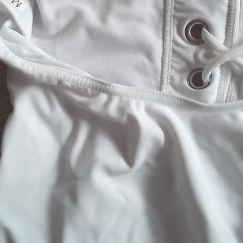 Sexy Monokini Լողազգեստներ Մի կտոր New Style Plus - Սպորտային հագուստ և աքսեսուարներ - Լուսանկար 6
