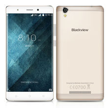 "Blackview A 8 Android 5.1 смартфон MTK6580 1 ГБ + 8 GB 5.0 ""8 Мп мобильного телефона"