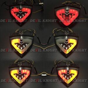 Image 4 - Voor HONDA CB1000R 2008 2013 CBR600F LED Blinker Achterlicht Motorfiets Richtingaanwijzer Achterrem Achterlicht CB 1000R CB1000 R