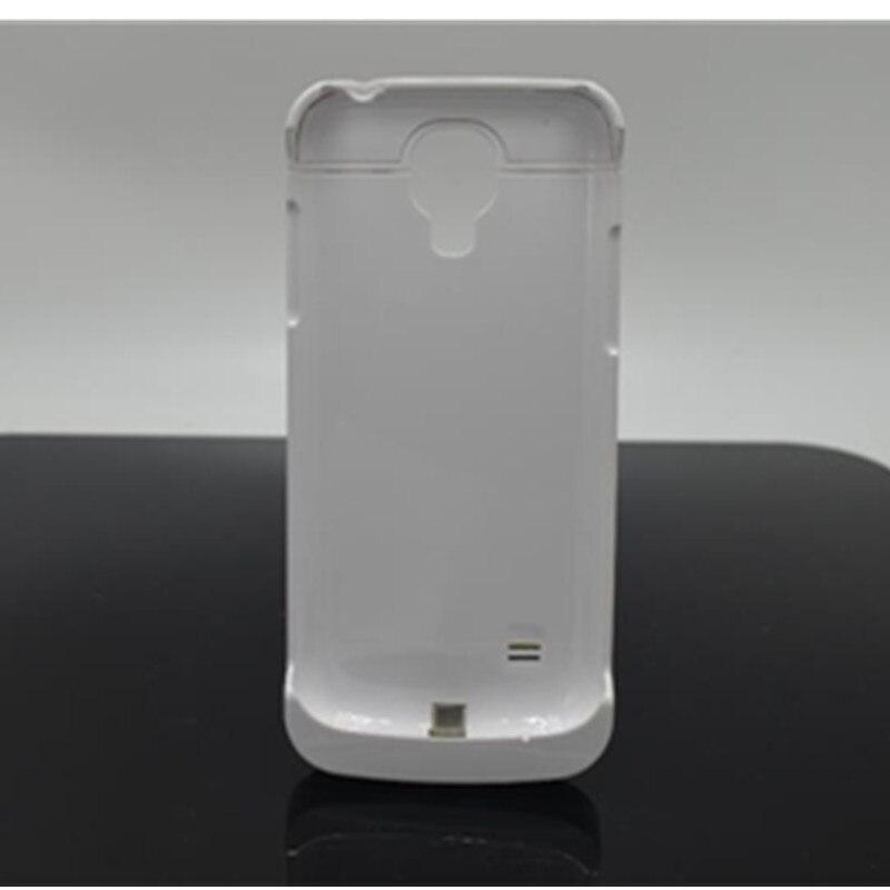 bilder für Für Samsung Galaxy S4 mini Ladegerät Fall, 2800 mah Wiederaufladbare Backup Externes Ladegerät Pack Stromversorgung telefon Fall mit stehen