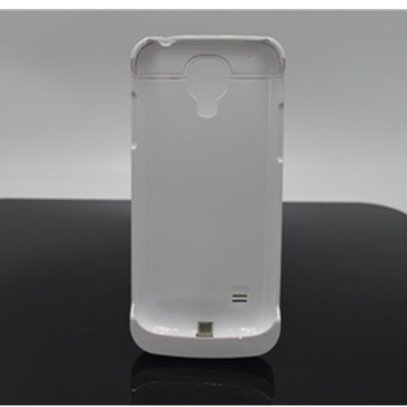 imágenes para Para Samsung Galaxy S4 mini Caso Del Cargador de Batería, 2800 mah Recargable Cargador de batería del Paquete de Energía Externa de Copia de seguridad del teléfono Caso con soporte