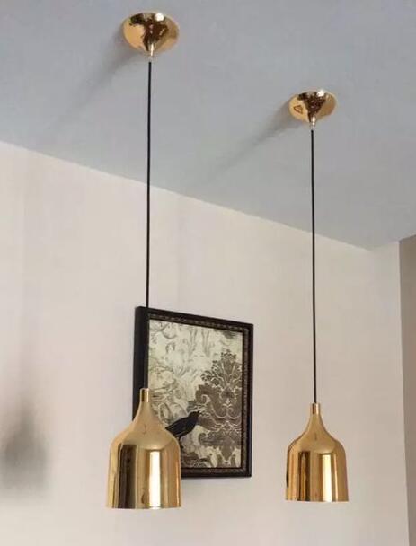 1PC Lamp nest genuine Hayon Camper lamp bell Pendant Lights modern minimalist restaurant lamp personality ZSP9169