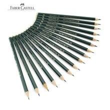 Faber Castell 12 Chiếc Thương Hiệu (6H 8B) Phác Thảo Và Vẽ Bút Chì Cá Tính Tiêu Chuẩn Bút Chì Đen Vẽ Bút Chì