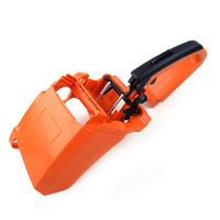 Easy Installation Rear Handle For STIHL Chainsaw Tool Orange Plastic Tank Fuel MS390 MS310 MS290 Practical Convenient