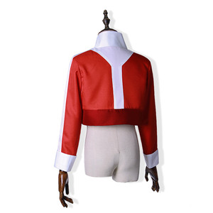 Image 4 - Волтрон: Легендарный Защитник Вселенной Кейт Акира Коган косплей костюм куртка пальто Хэллоуин карнавальные костюмы для косплея