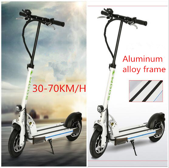 2 wheels kick scooter 350w lithium battery electric. Black Bedroom Furniture Sets. Home Design Ideas