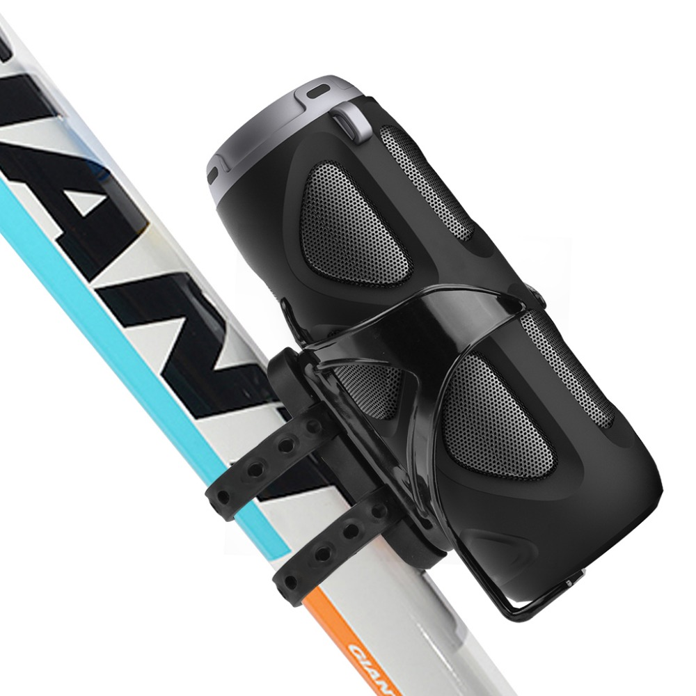 Avantree Portable Bluetooth Bike Speaker with Bicycle Mount SD Card Slot 10W Powerful Enhanced Bass Wireless
