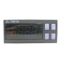 ZL 7801A LED Display Digital Temperature And Humidity Controller