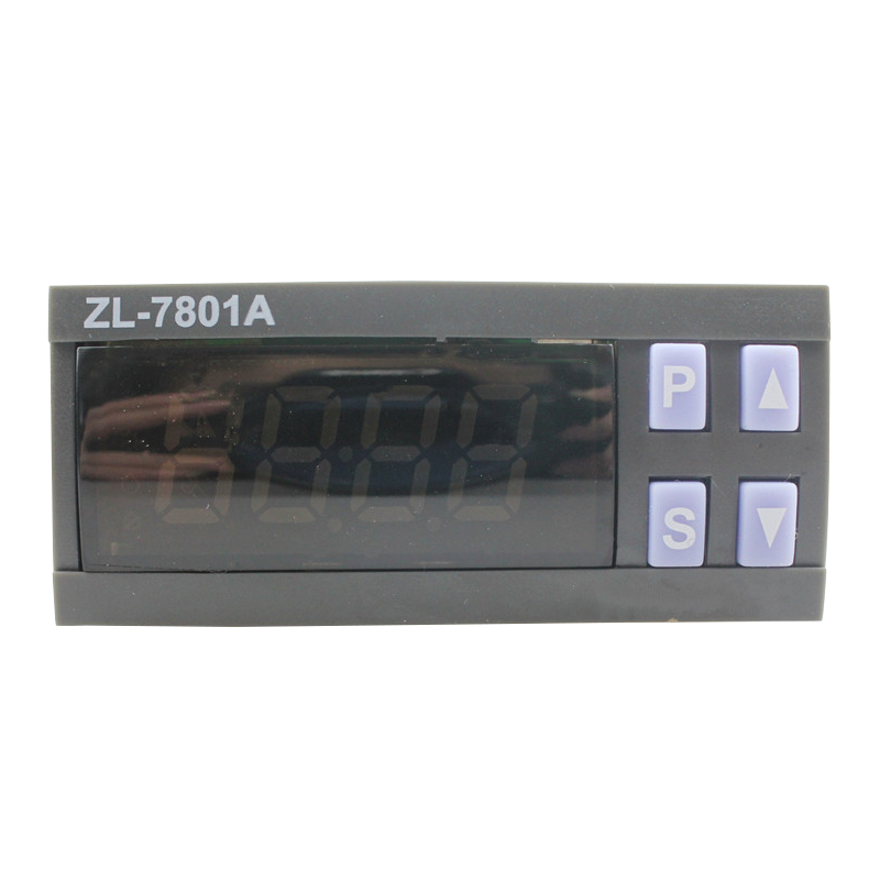 ZL-7801A LED Display Digital Temperature and Humidity Controller wsk301 48 48mm ac dc85 265v led digital display temperature and humidity controller with sensor