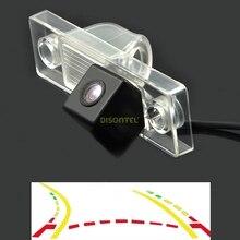 Проводная динамическая Автомобильная камера заднего вида для sony ccd CHEVROLET EPICA/LOVA/AVEO/CAPTIVA/CRUZE/LACETTI HRV/SPARK
