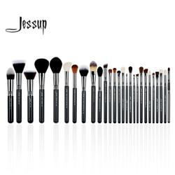 Jessup set 27Pcs Set Professional Makeup Brush Set Beauty Foundation Eye Face Shadow Lipsticks Powder Make Up Kit Tools T133