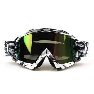 Image 4 - Nordson חיצוני אופנוע משקפי רכיבה על אופניים MX מחוץ לכביש סקי ספורט טרקטורונים אופני עפר מרוצי משקפיים שועל מוטוקרוס משקפי google