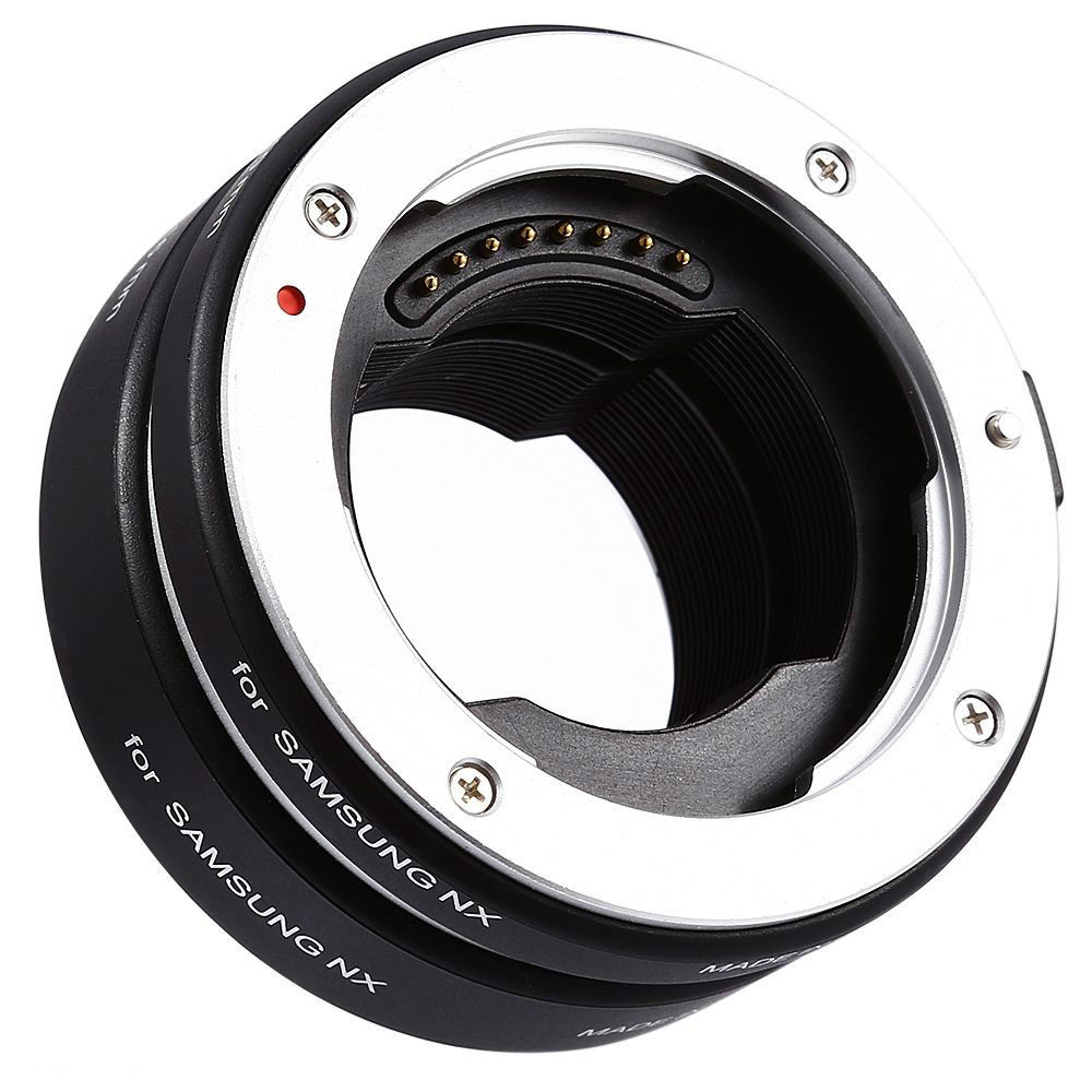 Viltrox DG-NX 10 MM 16 MM AF Auto Focus Micro Extension Tube lentille adaptateur anneau pour Samsung NX 500/2000/1000/330 caméra sans miroir - 4