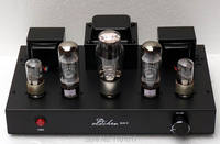 LaoChen EL34 Tube Amplifier HIFI EXQUIS Aiqin Single ended Class A handmade Amplifier Black Version OC34 Oldchen
