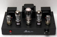 Top selling Oldchen EL34 tube amplifier HIFI EXQUIS Aiqin Single-ended Class A handmade Scaffolding amplifier Black Version OC34