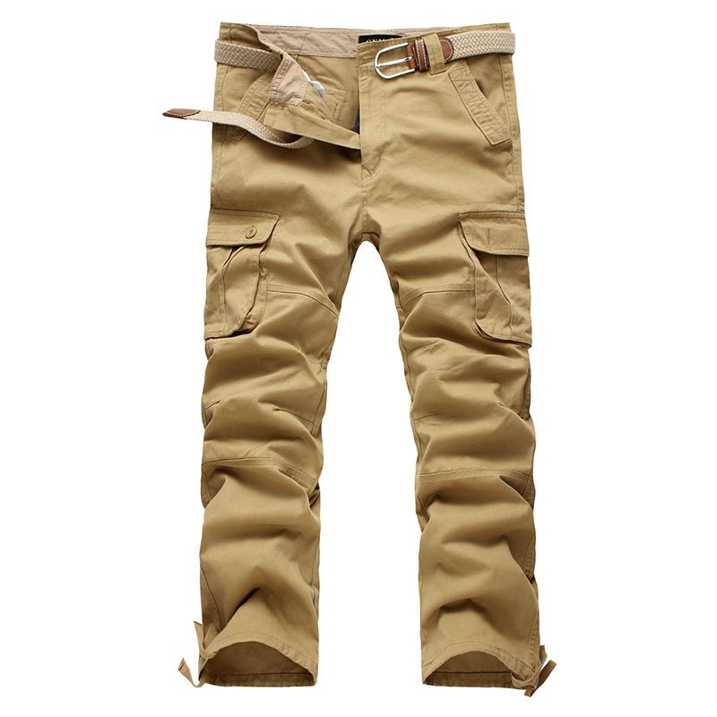 High Quality Khaki Cargo Pants for Men-Buy Cheap Khaki Cargo Pants ...